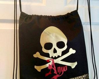 Gothic Draw String Bag