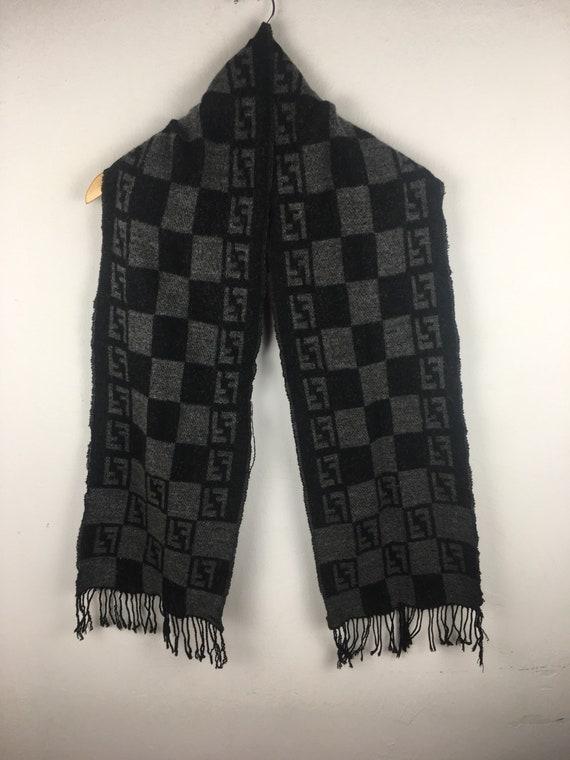 Authentic Fendi Monogram Scarves