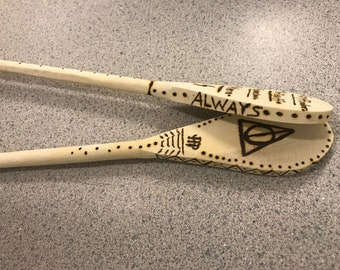 Harry Potter Themed Spoons