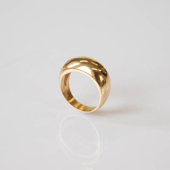 14k Gold Ring For Women Marriage Ring Wedding Band For Etsy