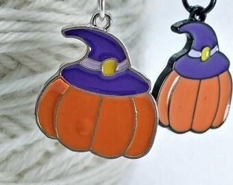 Choose One ~ 'Pumpkin Witchy Hat' Progress Keeper