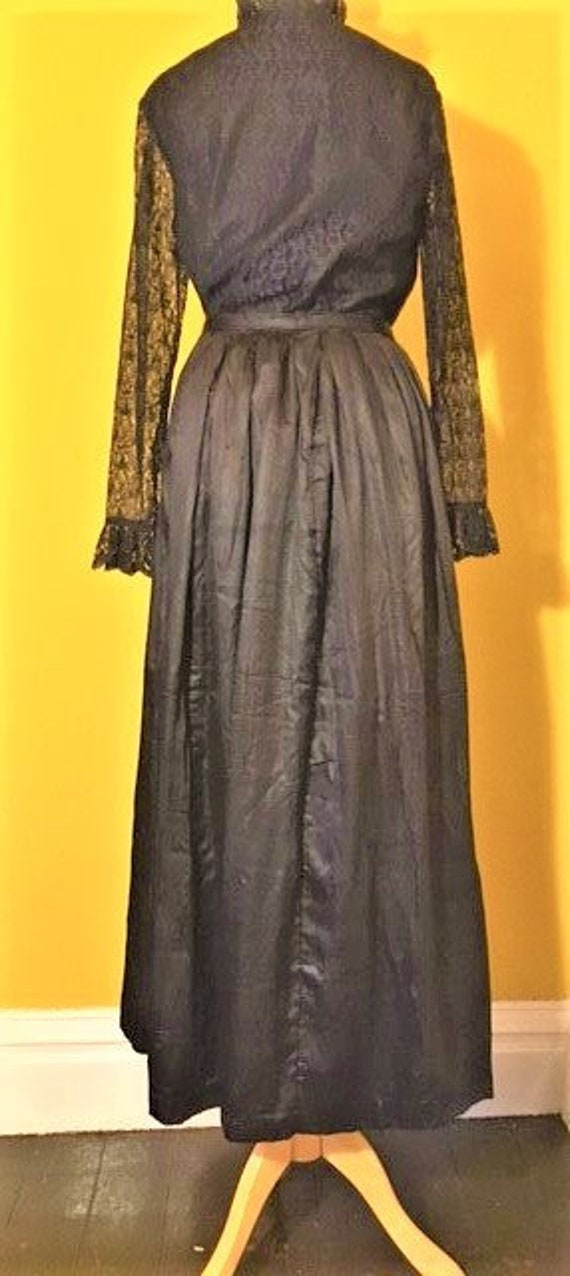 Edwardian/Victorian Walking Skirt.Witch Skirt,  Ma