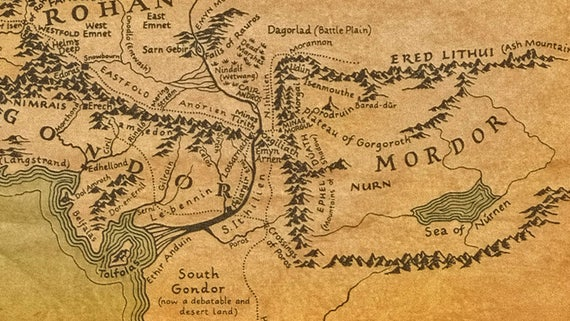 Middle Earth map, Middle Earth poster, Tolkien map, LOTR poster, Lord on mirkwood map, frodo baggins, rohan map, the lord of the rings, bilbo's map, hobbit map, the hobbit, j. r. r. tolkien, the shire map, rivendell map, tolkien map, dol guldur map, mordor map, beleriand map, silmarillion map, moria map, wheel of time map, gundabad map, gondor map, minas tirith map, eriador map, lord of the rings map, star trek map,