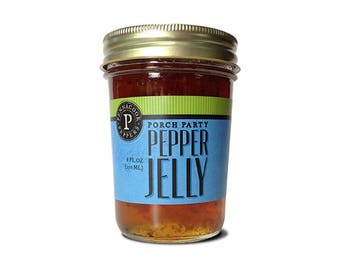 Porch Party Pepper Jelly (1 pack)