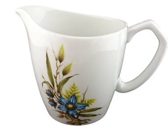 Floral Alfred Meakin Pitcher