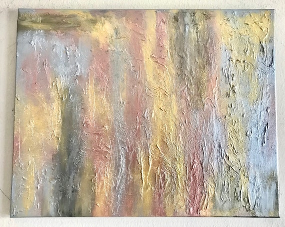 Textured Abstract Painting Art On Canvas Abstract Art Etsy