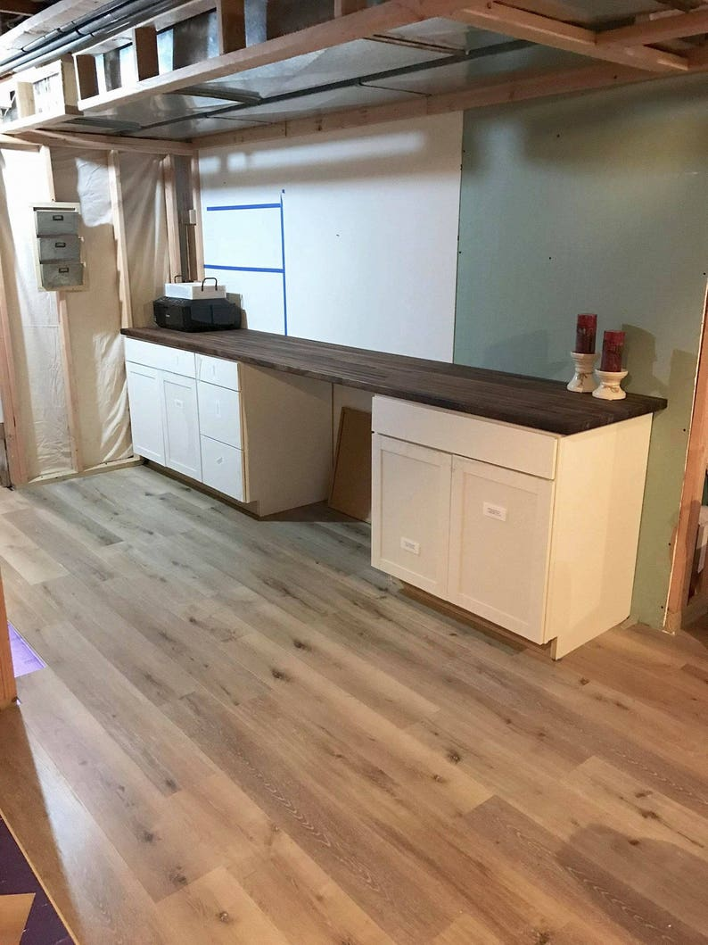 Custom Butcher Block project (contact for price quote)