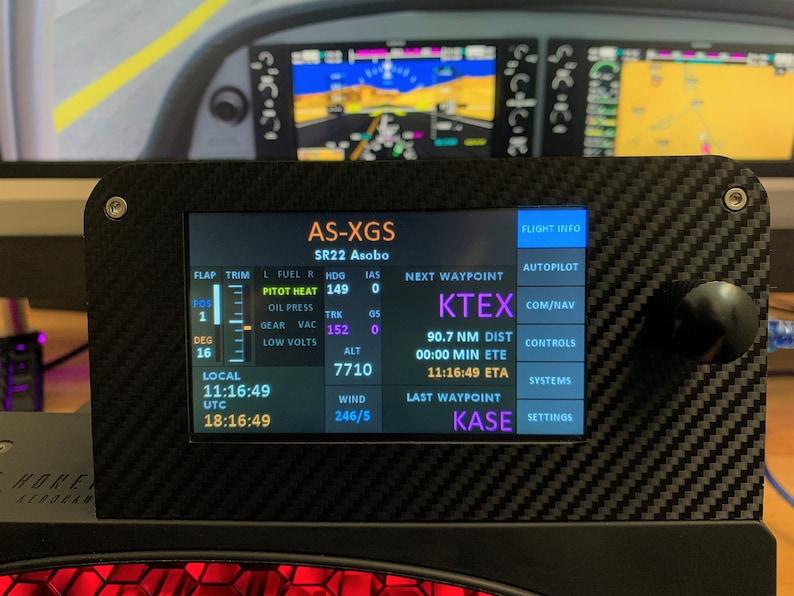 CLASS ECHO  Microsoft Flight Simulator 2020 Information image 0