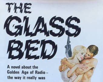 The Glass Bed by Norman Panama & Albert E. Lewin, First Edition, 1980