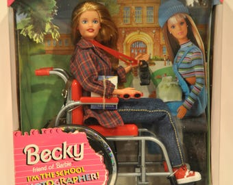 Becky (Friend of Barbie)