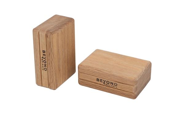 Wooden Handstand Balance Blocks For Small Gymnastics Hands