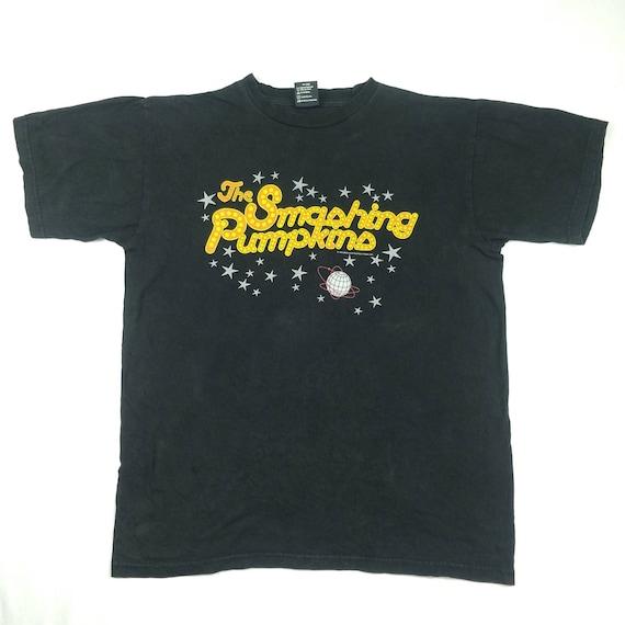 Vintage 1990s The Smashing Pumpkins Big Logo Tee