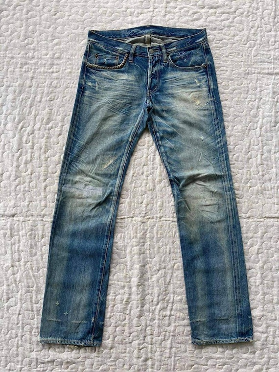 Vintage 1990s Distressed Faded Style Histeric Glam