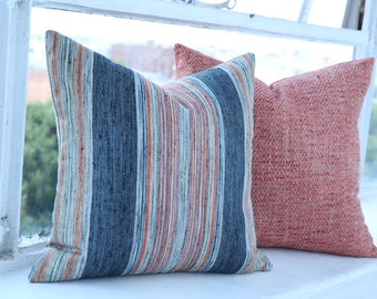 Bohemian Artisan Collection // Euro Pillow Sham 11 Sizes // Huge Pillow // Giant Pillow