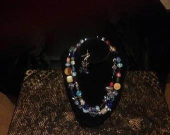 Mix necklace