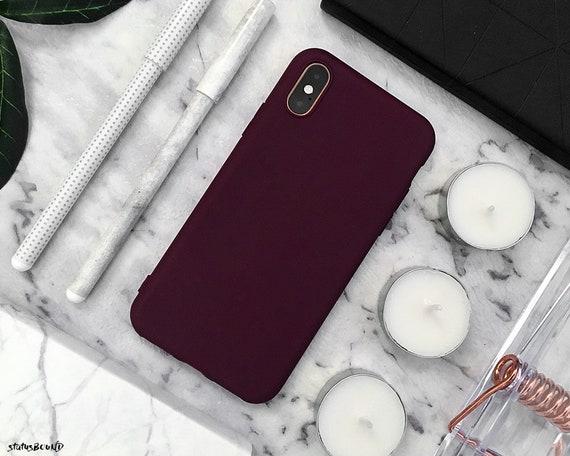 906b8f857770 Maroon iPhone Case iPhone XS Max Case iPhone XS Case iPhone XR