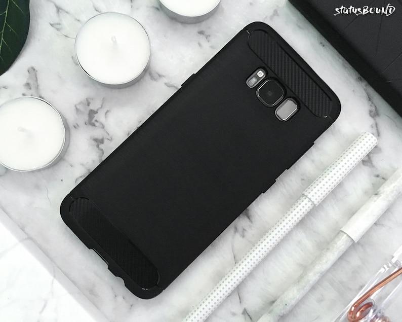 promo code bb26e 4797f Rubber Samsung Galaxy Case Galaxy S9 Case Galaxy S9 Plus Case S9+ Galaxy  Case Galaxy S8 Case Galaxy S8 Plus Case Galaxy S8+ Case Black