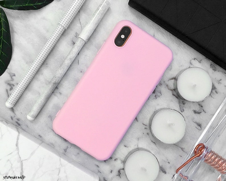 coque iphone xr silicone kase