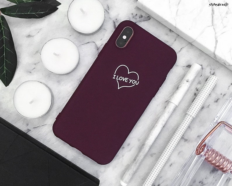 we love case iphone xs max