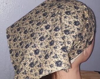 Vintage print kerchief