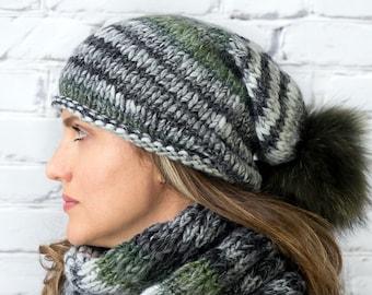 Ensemble de foulard chapeau commande personnalisée, bandeau et mitaines 07d3ad82d03