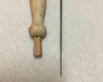 Felting Needle Holder inc. 1 Needle