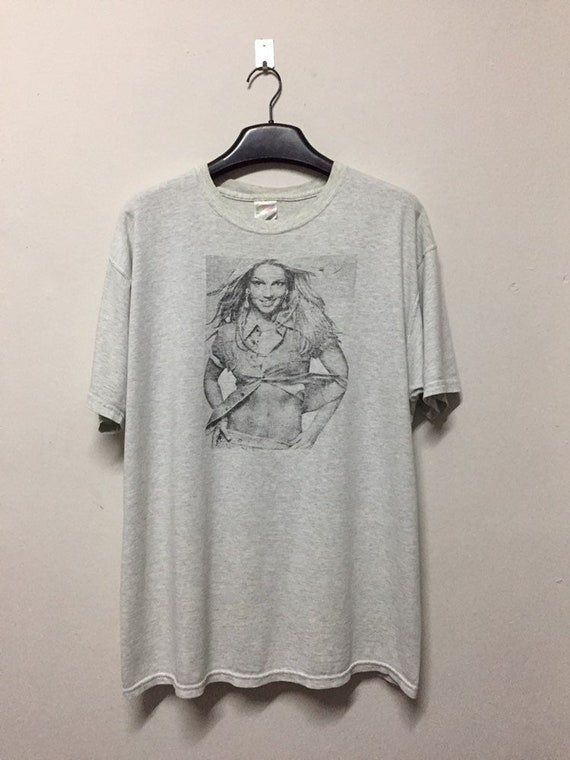 Vintage 00s Britney Spears Tshirt
