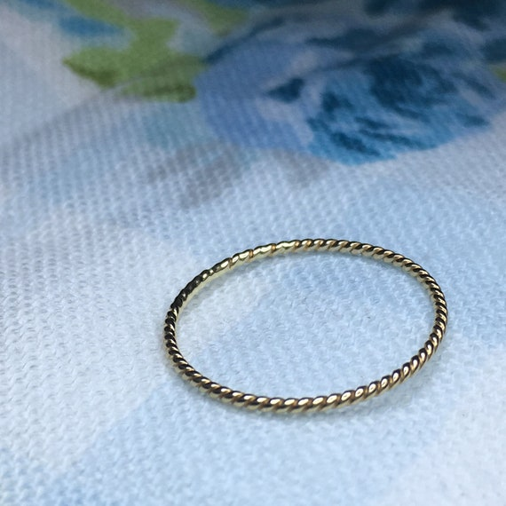 Sterling Silver Ring Simple Hammered Ring Couple Ring Minimal Ring Stacking Ring Thin Stackable Band Dainty Ring Everyday Wear