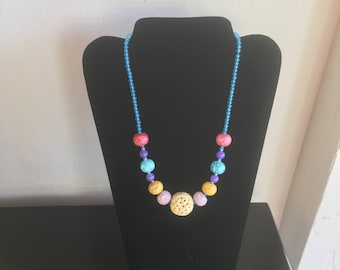 Fun, Colorful copy of Asian necklace