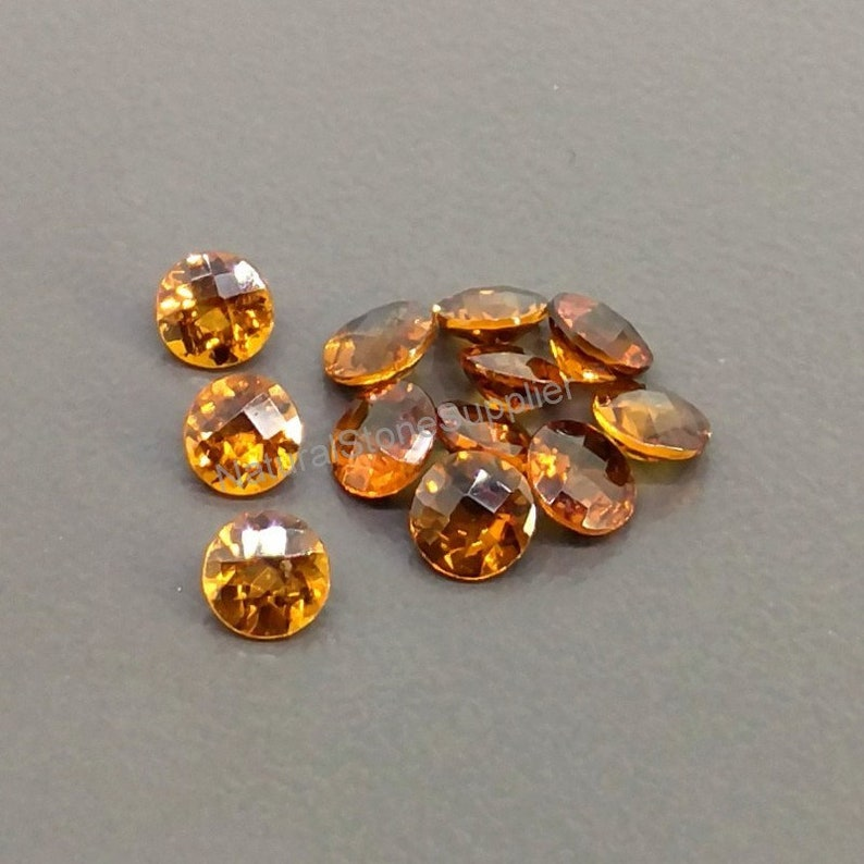 10mm ROUND NATURAL RED INDIAN GARNET GEM GEMSTONE
