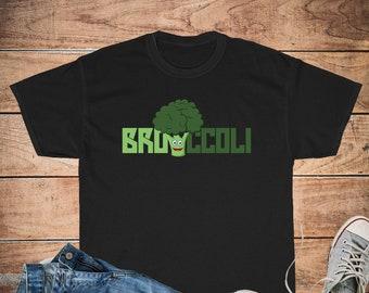 8481b409 Broccoli Vegans Vegetarians Healthy Diet Plant Based Shirt Unisex Cotton Tee,  Men's Or Women's T-Shirt Sizes S, M, L, XL, 2XL, 3XL, 4XL, 5XL
