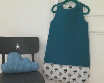 Sleeping bag Little Cowboys - (size 0-6 months)