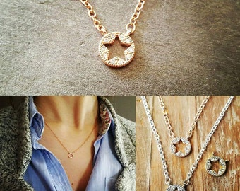 Necklace or You're a star