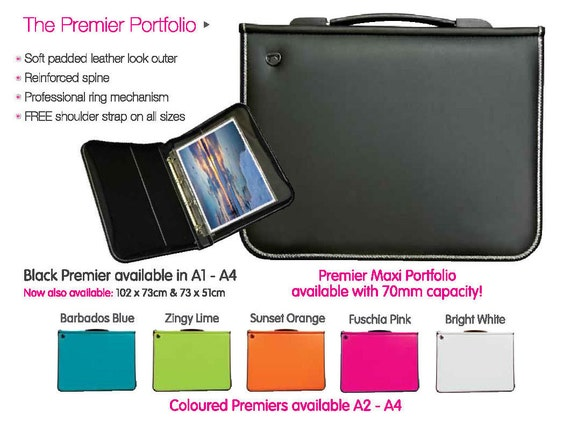 A3 Premier Bright white Portfolio