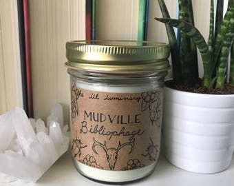 Custom Soy Candle