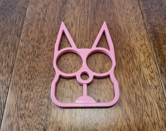 Kitty Ears Sensation Toy, Scratching & Pressure Point Play