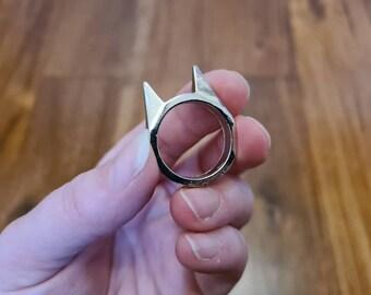 Kitty Ears, Sadist Ring, Sensation Play, Mature BDSM Fetish Gear, Discipline & Bondage, 50 Shades, Adult, Vegan Friendly Kink, UK Seller
