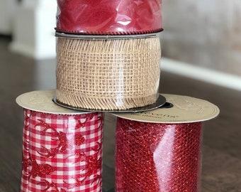 D Stevens ~ Rustic Red Christmas  Bundle