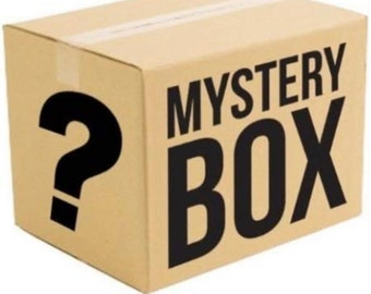Large Mystery Ribbon Box