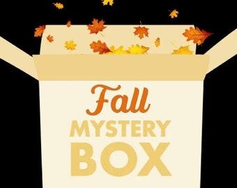 Fall Mystery RIBBON box