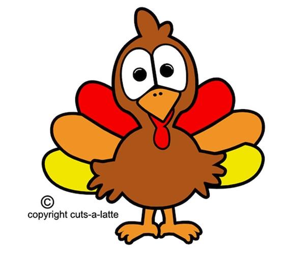 Cute Thanksgiving Turkey Cookie Cutter | Etsy