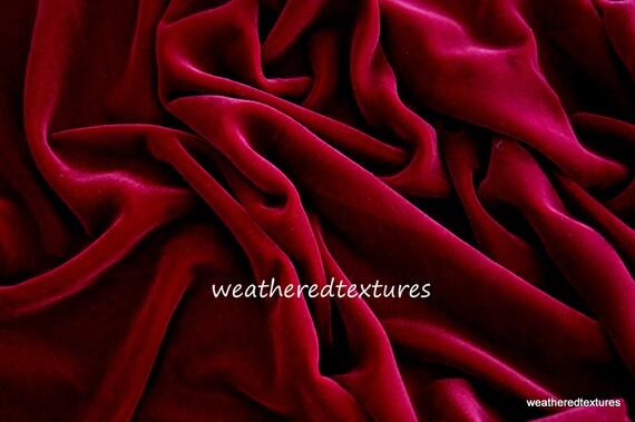 Red Velvet Digital Papers Velvet Texture Wallpaper Fabric Etsy