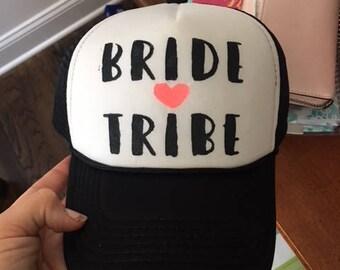 Custom Bridal party Hats