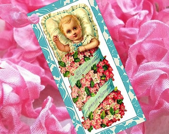 Victorian Gift Tags