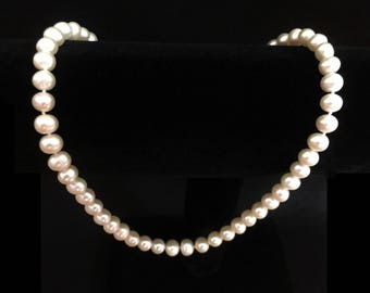 Freshwater Pearl Necklace 16inch