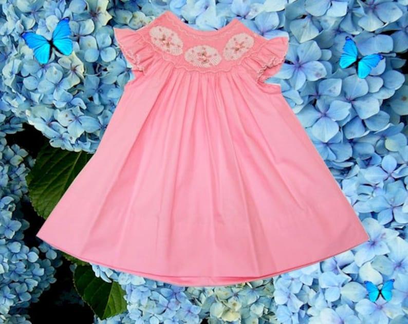 Heirloom Baby Dress