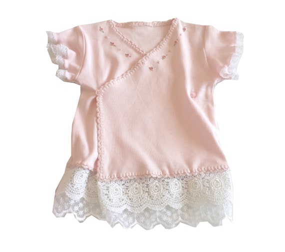 9ab988be866 Baby Girl Pima Cotton Dress