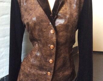 FAUST Paris Vintage blazer jasje