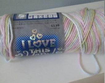 I love this yarn