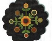 Geneva 39 s Flowers by Geoff 39 s Mom - Folk Art Penny Pattern